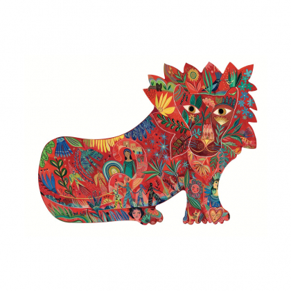 3D-пазл Тигр