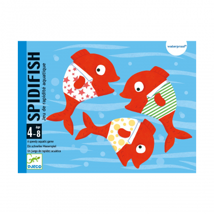Настольная игра Скоростная рыбка