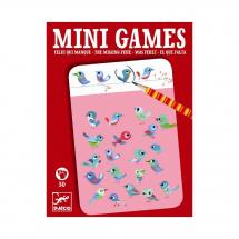 Мини-игра Найди отсутствующее Каро