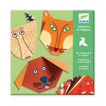Оригами Бумажные животные