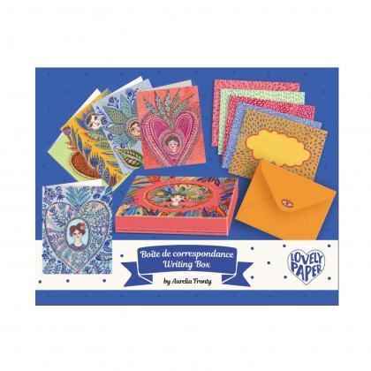 Набор открыток Аурелия