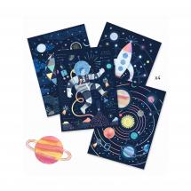 Набор для творчества Космическая миссия