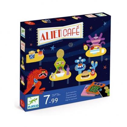 Настольная игра Кафе инопланетяне