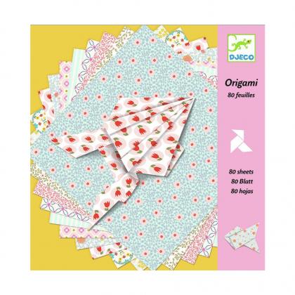 Оригами 80 листов