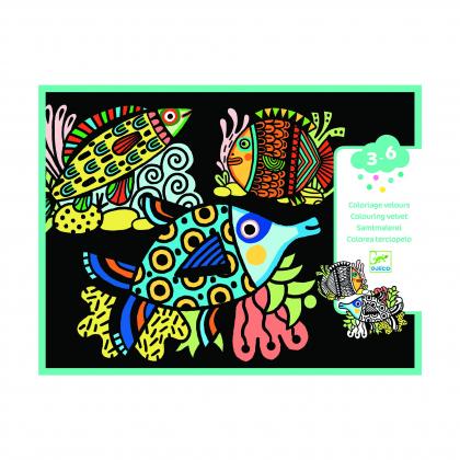 Набор для творчества Милые рыбки