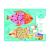 Набор для творчества Мозаика с бусинами