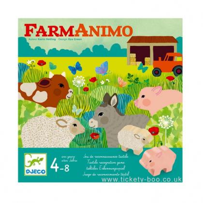 Настольная игра ФармАнимо