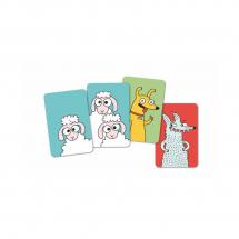 Детская настольная карточная игра Овечки