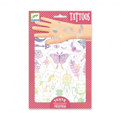 Татуировки Украшения Бабочки