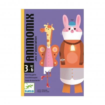Карточная игра Анимомикс