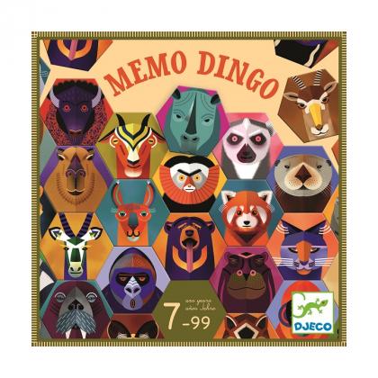 Настольная игра Мемо Динго