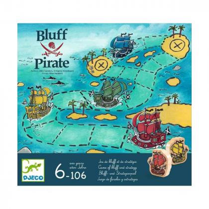 Настольная игра Пиратский блеф