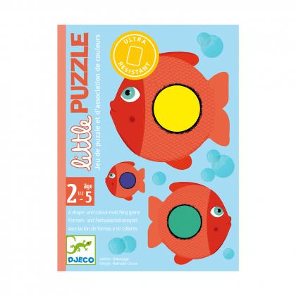 Карточная игра Пазл