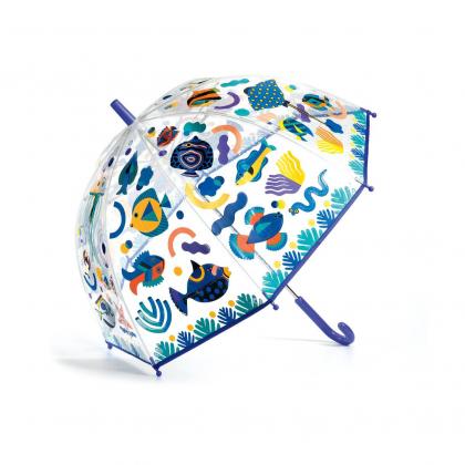 Зонтик Рыбки, меняет цвет