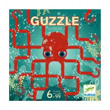 Настольная игра Собери осьминога
