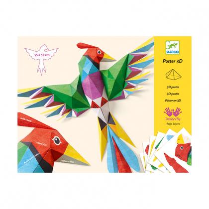 Набор для творчества Птицы