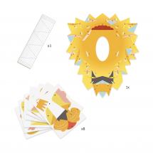 Набор для творчества Оригами Большие животные