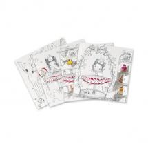 Наборы для творчества и оригами для девочек