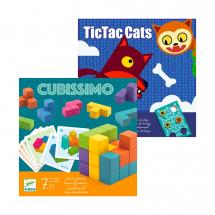 Настольные игры Кубиссимо + Кошечки