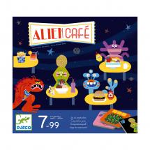 Настольная игра Инопланетное кафе