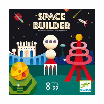 Настольная игра Космический строитель