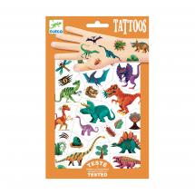 Татуировки Динозавры