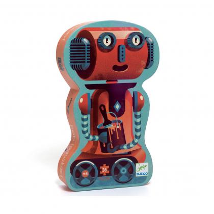 Пазл Робот