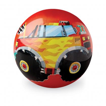 Мяч Crocodile Creek Монстер Трэк, 10 см