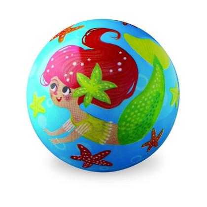 Мяч Crocodile Creek Русалка, 10 см