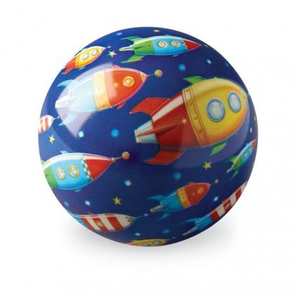 Мяч Crocodile Creek Космический полет, 10 см
