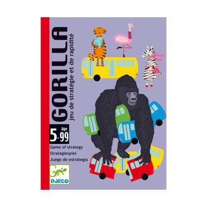 Карточная игра Горилла