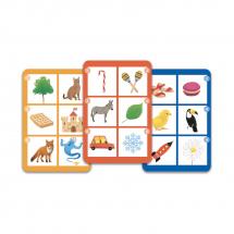 Карточная игра Объясни другу 6 предметов