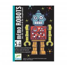 Карточная игра Роботы