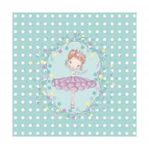 Музыкальная шкатулка Маленькая балерина