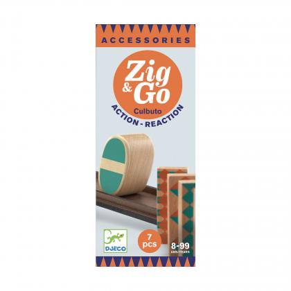 Дополнительный набор из 7 деталей к конструктору ЗигнГоу