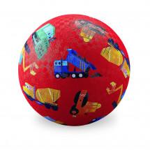 Мяч Crocodile Creek Маленький строитель, 18 см