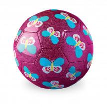Футбольный мяч Crocodile Creek Бабочки, 18см