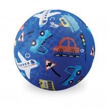 Мяч Crocodile Creek Транспорт, 18см