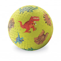 Мяч Crocodile Creek Динозавры, 18см
