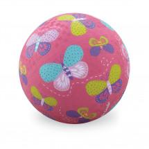 Мяч Crocodile Creek Бабочки, 13см
